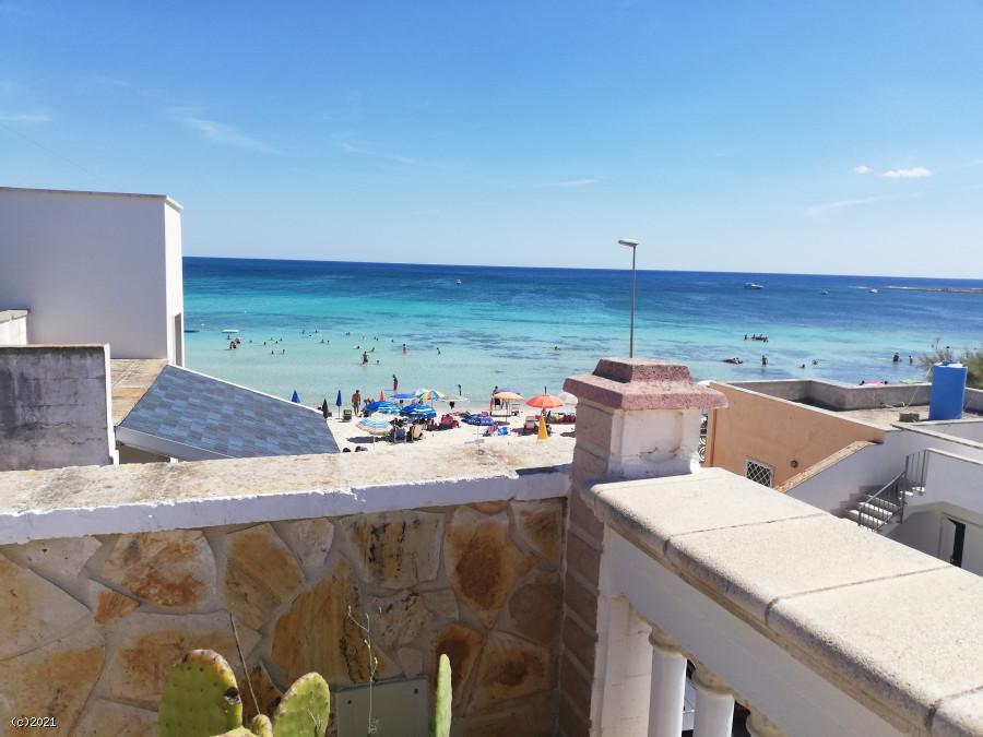 Appartamento Rubino direttamente sulla spiaggia