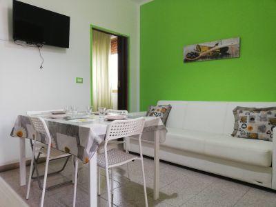 Appartamento Smeraldo direttamente sulla spiaggia