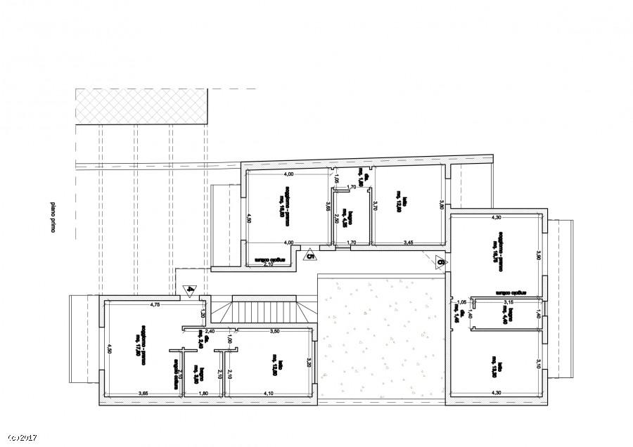 Nuove costruzioni con giardino for Piani di aggiunta della camera da letto del primo piano